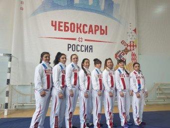 Сборная России.